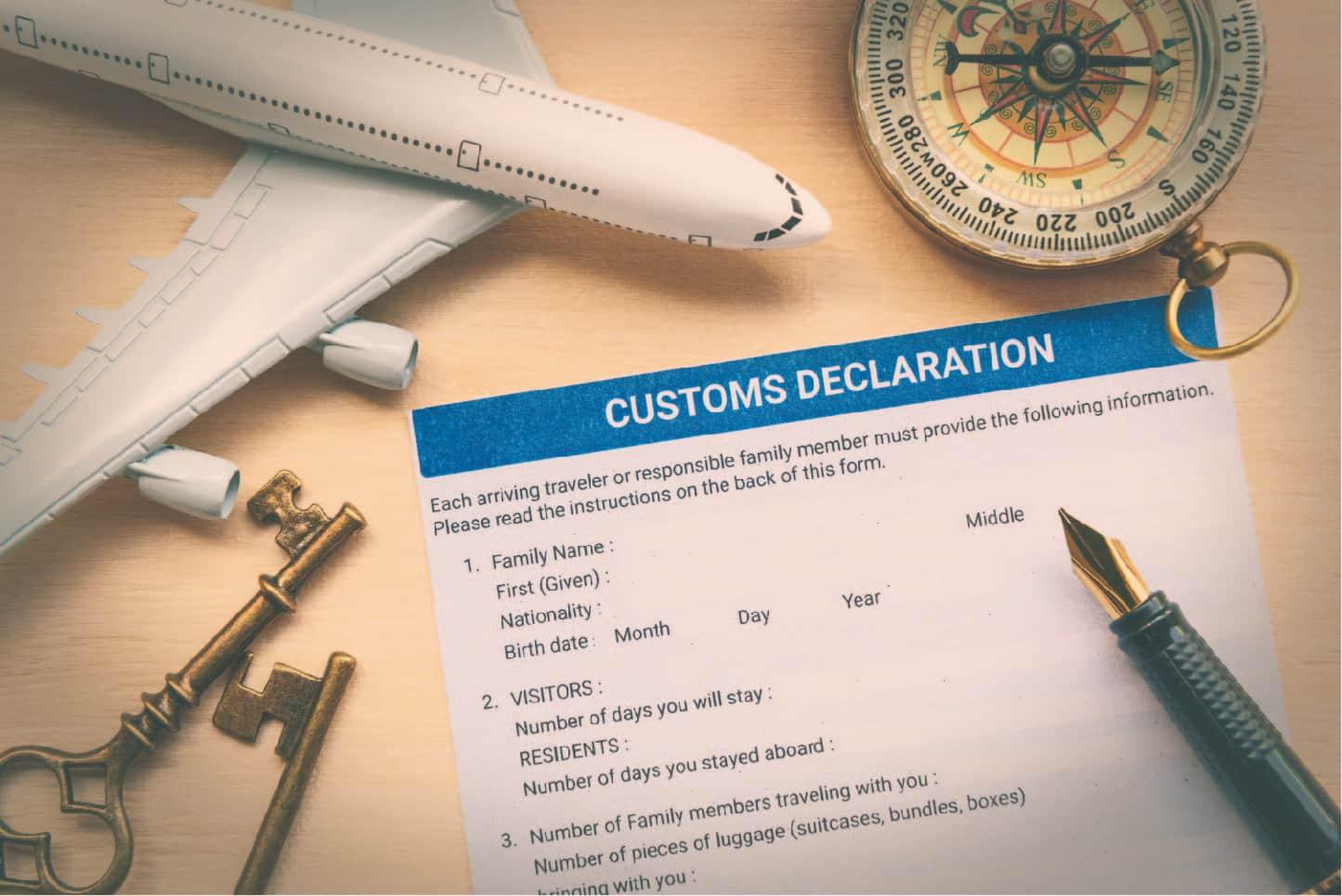 customs-declaration-card