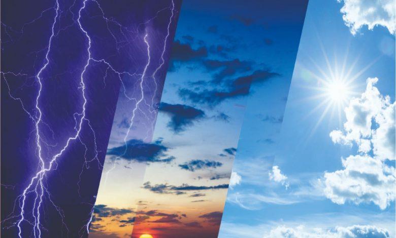 Photo of 風大雨大太陽大,天氣各種面貌的英文,你都會了嗎?