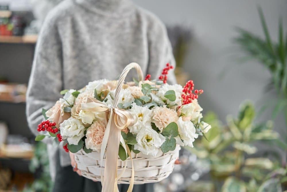 floral-baskets