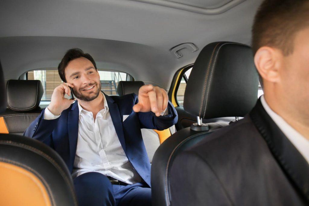 交通工具-計程車