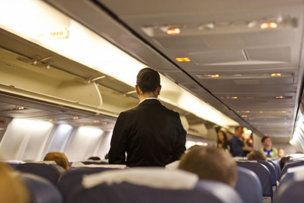 airplane-service-scenario