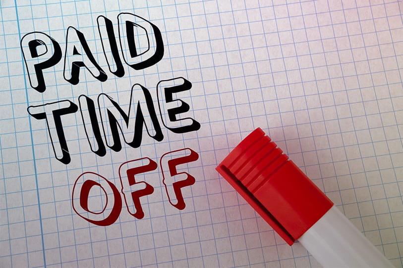 take-time-off(請假英文)