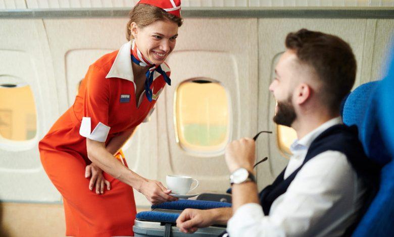 Photo of 旅遊英文6: 飛機上的英文對話!