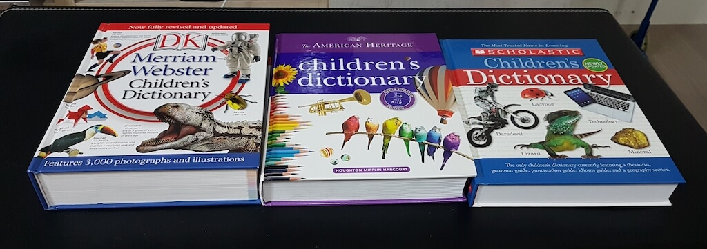 推薦的初學者英英字典
