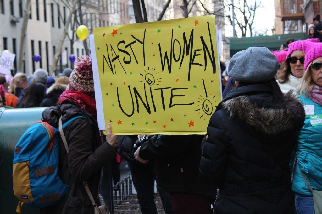 女性主義興起