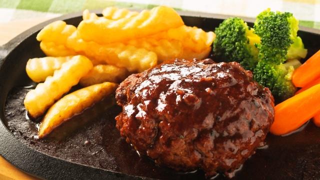 西餐廳牛排點餐
